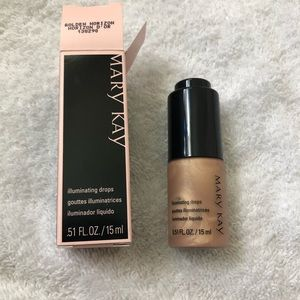 NEW MARY KAY ILLUMINATING DROPS